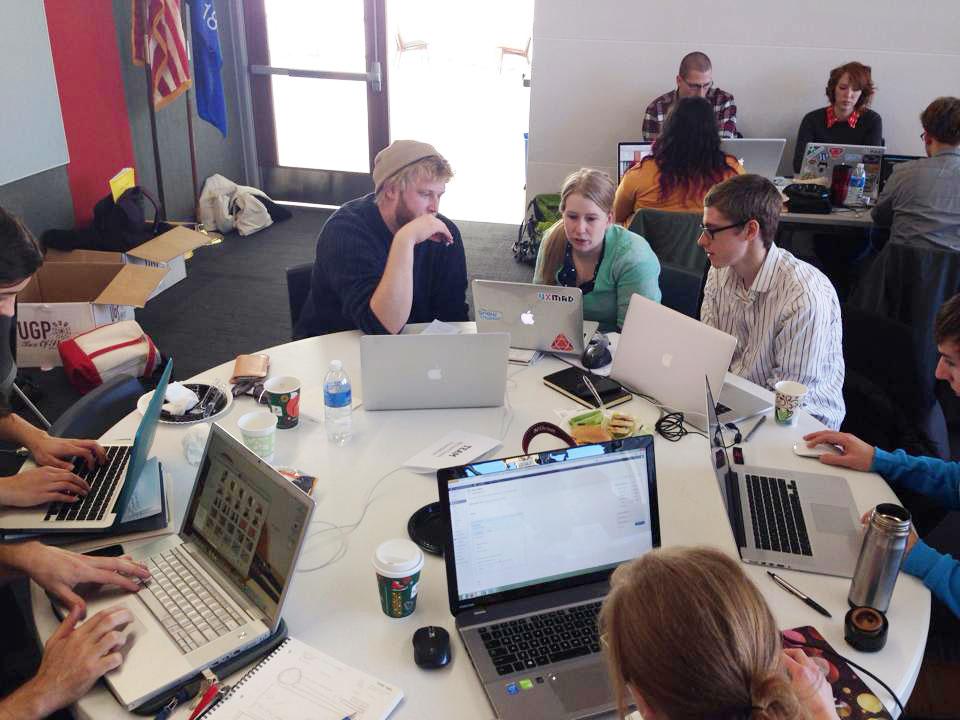 Design Like Mad Group Collaboration
